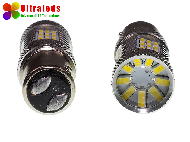Żarówka LED P21W/5W BAY15D 45 x LED 4014 SAMSUNG CHIP